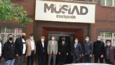 ESESOB'dan MÜSİAD'a Ziyaret