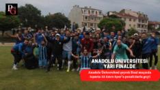 Anadolu Üniversitesi Yarı Finalde