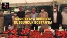 Yetiştirilen Ürünler Kuzguncuk'ta Satılacak