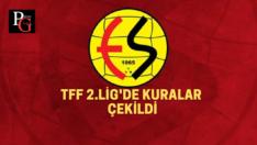 Eskişehirspor'un Rakipleri Belli Oldu