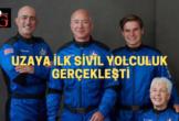 Uzay Turizmi Başladı