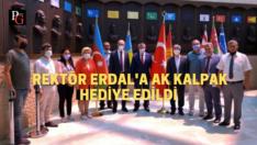 Rektör Erdal TÜDAM'ı ziyaret etti