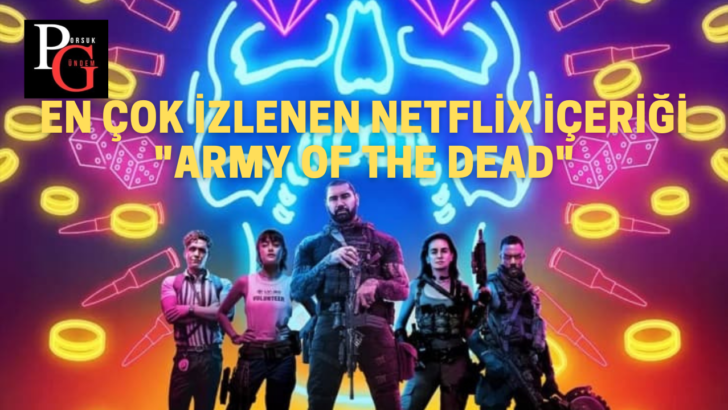 Netflix en çok izlenen içerikleri açıkladı