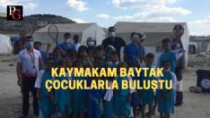 'Sende Sporla Tanış' projesi Seyitgazi'de