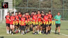Eskişehirspor sezonu açtı