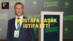 Gelecek Partisi İl Başkanı istifa etti