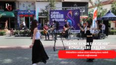 'Sahne Senin Eskişehir' konserleri başladı.