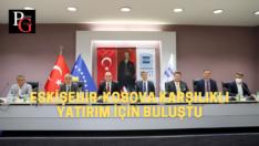 """ESO Başkanı Kesikbaş """"Kosova hedef ülke pazarı radarımızda"""""""