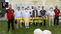 Eskişehir Ormanspor'dan Kültür Gezisi