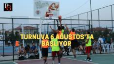 Sokak Basketbolu Turnuvası başlıyor