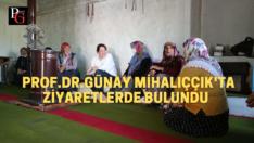 Prof.Dr. Günay Baba Ocağında