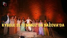 Kybele, Sazova'da sanatseverler ile buluşacak.