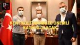 'İlklerin Şehri Eskişehir'i Başkan Ataç'a hediye ettiler