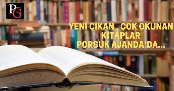 Haftanın Kitaplarını Sizler İçin Araştırdık…