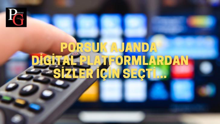 Digital Platformlarda Ne İzleyelim?