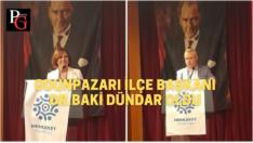 Memleket Partisi Odunpazarı İlçe Başkanı Baki Dündar oldu.