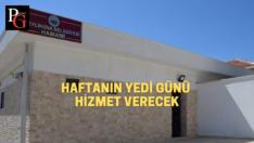 Beylikova Belediye Hamamı hizmete açıldı