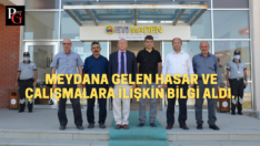 CHP'li Çakırözer'den Kırka Bor İşletme Müdürlüğü'ne geçmiş olsun ziyareti