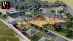 İnönü'ye yeni proje