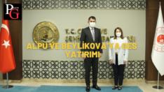 """Prof.Dr.Günay ; """"Alpu ve Beylikova'da GES Projeleri Onaylandı"""""""