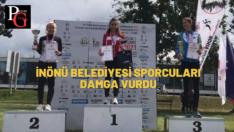 İnönü Belediyesi sporcuları şampiyonaya damga vuruyor