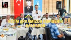 Başkan Ataç: Çalışarak başardık
