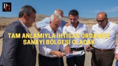 ETO heyeti Sivrihisar OSB'yi İnceledi