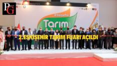 2.Tarım , Hayvancılık ve Teknolojileri Fuarı Açıldı