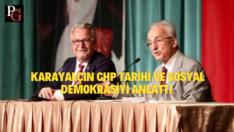Murat Karayalçın Eskişehir'e Geldi