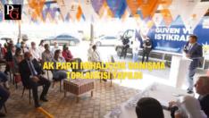 AK Parti Mihalıççık Danışma Toplantısı Gerçekleştirildi