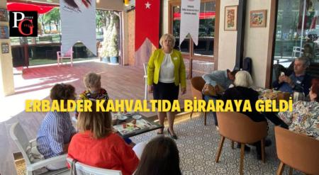 ERBALDER Dayanışma Toplantısında Buluştu