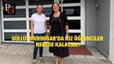 Dr.Jale Nur Süllü: 'Devlet yurtları yetersiz'