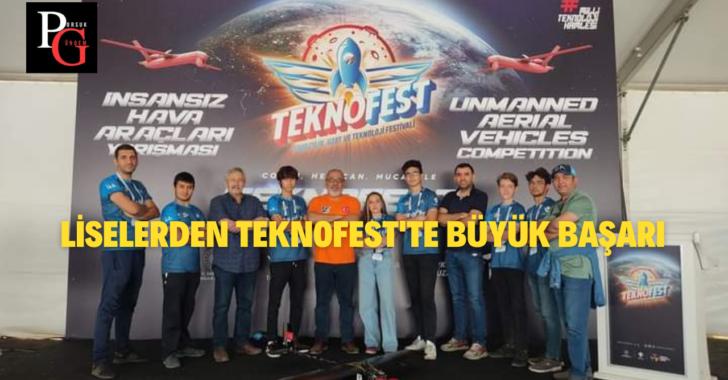 Teknofest'te Eskişehir'e İki Ödül