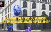 AK Parti Eskişehir'den Büyükşehir Belediyesi'ne suç duyurusu