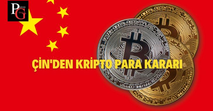 Çin Kripto Parayı Yasa Dışı İlan Etti