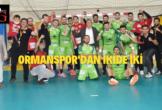 Eskişehir Ormanspor: 27 Nilüfer Belediyespor: 24