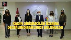 Kaymakam Karaalioğlu'ndan ETO'ya Ziyaret