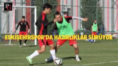 Eskişehirspor Taktik Çalıştı