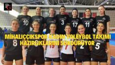 Mihalıççıkspor'da Hazırlıklar Sürüyor