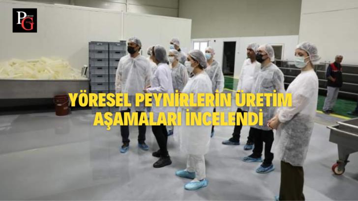 Yöresel Peynirlerde AB Uyum Projesi: BestCHEESE
