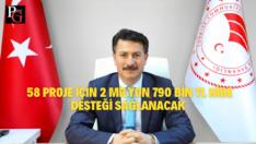 Eskişehir'in tüm projeleri hibe almaya hak kazandı