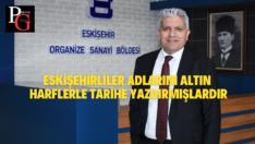 Eskişehir'in kurtuluşunun 99. yılını coşku ve onurla kutluyoruz.