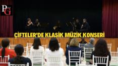 Senfoni Orkestrası Çifteler'de