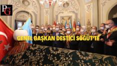 Genel Başkan Destici Söğüt'te