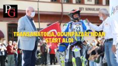 TransAnatolia'nın startını Başkan Kurt verdi
