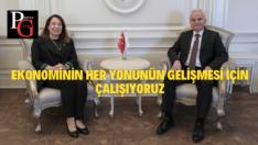 Milletvekili Günay ETO Üyelerinin Taleplerini Dinledi