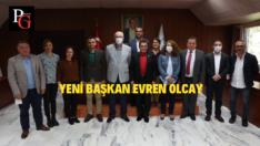 Odunpazarıspor'da yeni başkan Evren Olcay