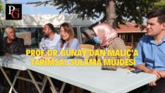 Mihalıççık'a 156 Milyonluk Tarımsal Sulama Yatırımı
