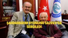 Büyükerşen Genco Erkal'ı Ağırladı