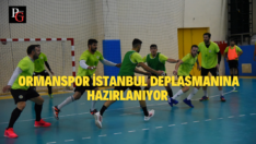 Ormanspor Beşiktaş'a Hazırlanıyor